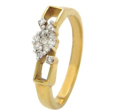 Popleys Popleys Diamond Ids 18kt Diamond Yellow Gold ring