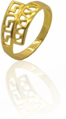 Kashika Copper 22K Yellow Gold Ring