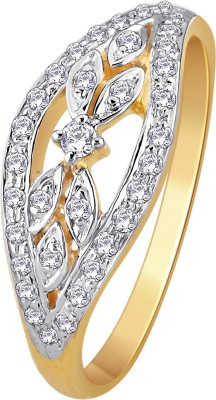 Myzevar Ameera Gold Diamond Ring
