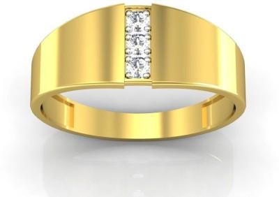 AG Jewellery Mamata Sterling Silver Diamond Ring