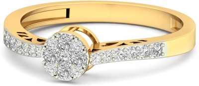 WearYourShine by PCJ The Fortuna 18kt Diamond Yellow Gold ring