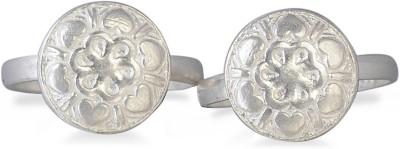 Skgb Silver Silver Toe Ring