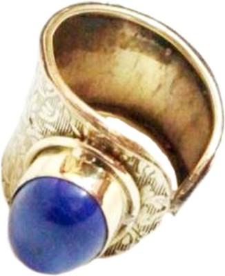 Mohfashions Alloy Jade Ring