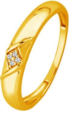 JPearls Diamond 18kt Yellow Gold ring
