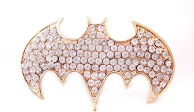 Cinderella Fashion Jewelry Bat Alloy Ring