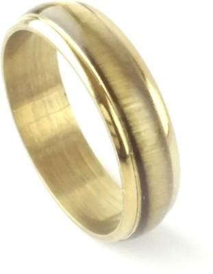 Italian Fashion Tiger Eye Stainless Steel Ring