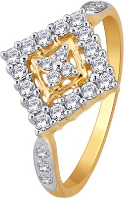 Myzevar Zaina Gold Diamond Ring