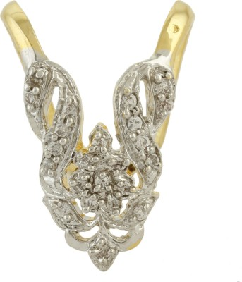 MPU Value Mart Gold Diamond Yellow Gold Ring