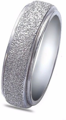 Get best deal for SMBros Band Alloy Cubic Zirconia Rhodium Ring at Compare Hatke