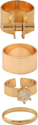 20Dresses Lock Away The Diamond Metal Ring Set