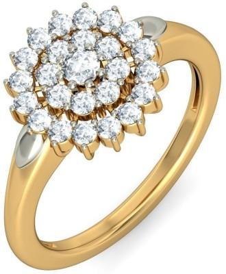 BlueStone The Fortuna 18kt Diamond Yellow Gold ring