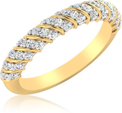 WearYourShine by PC Jewellers The Verity 14kt Diamond Yellow Gold ring