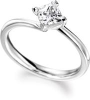 Sheetal Diamonds White Gold Diamond 14K White Gold Ring best price on Flipkart @ Rs. 8999
