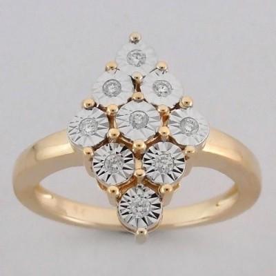Suranas Jewelove Gold Diamond Ring