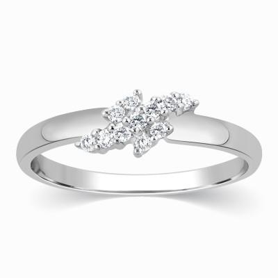 Kama Jewellery Elisabetta Diamond Engagement Platinum Ring PT950 Diamond Platinum ring
