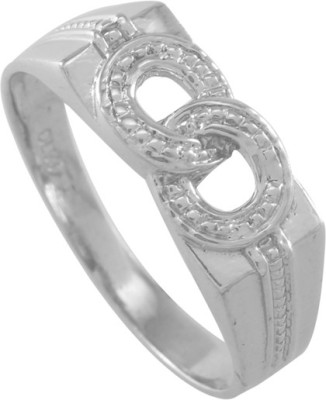 925 Silver Bonding Theme Sterling Silver Ring