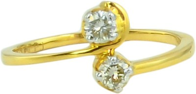 Paliwal Jewelers Seceret Temptation 18kt Diamond Yellow Gold ring