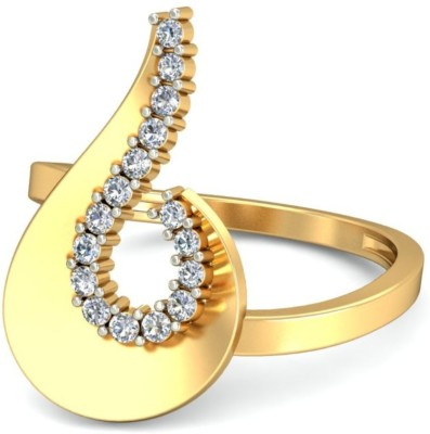 WearYourShine by PC Jewellers The Orabelle 14kt Diamond Yellow Gold ring
