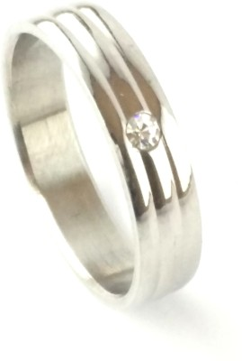 Italian Fashion Love Band Stainless Steel Ring