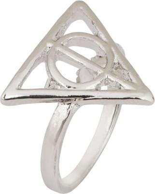 Access-o-risingg Access-o-risingg Harry Potter Deathly Hallows Ring Alloy Ring