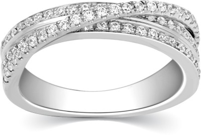 Kama Jewellery Beza Diamond Ring 18kt Diamond White Gold ring