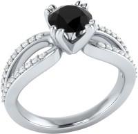Demira Jewels Solitaire White Gold Spinel, Diamond 14K White Gold Ring best price on Flipkart @ Rs. 18993