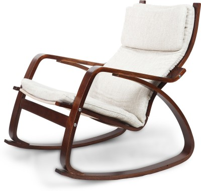 Home Town Vita Engineered Wood 1 Seater Rocking Chairs