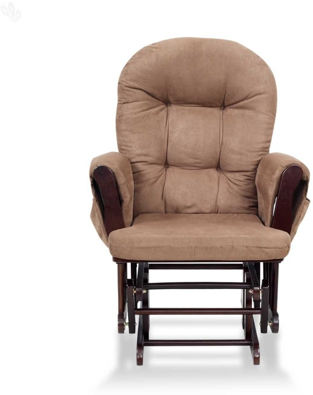 Royal Oak Trinity 1 Seater Rocking Chairs(Finish Color - Brown)