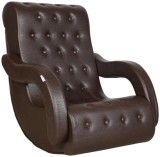 Parin Leatherette 1 Seater Rocking Chair...
