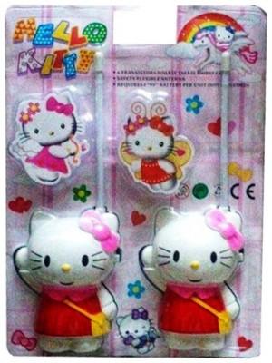 Turban Toys Battery Operate Hello Kitty Walkie Talkie