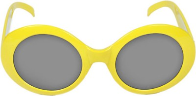 Funcart Yellow Retro Glasses