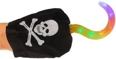 US Toy Light Up Pirate Hook