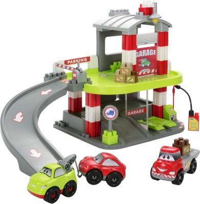 Ecoiffier Fast Car Garage