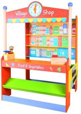 Bigjigs Toys Toys Village Shop Playset