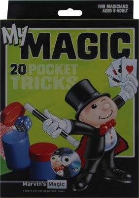 Marvins Magic Amazing Tricks Collection No. 2