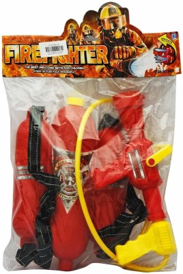 Ollington St. Collection Fire Fighter Set - Watercan with Gun