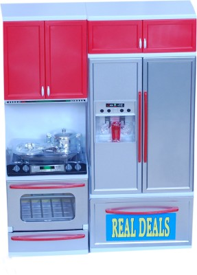 real deals modern kitchen set available at flipkart for