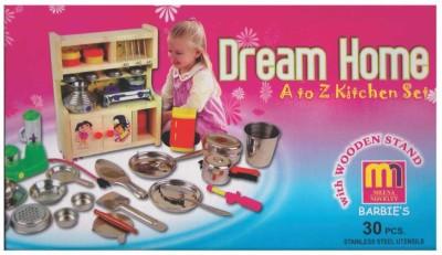 Barbie Dream Home Kitchen Set