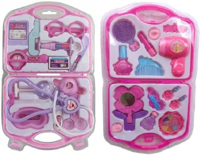 New Pinch Doctor play set with Fashion Beauty Set for kids