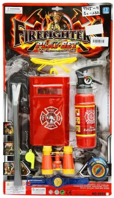 Ollington St. Collection Fire Fighter Play Set