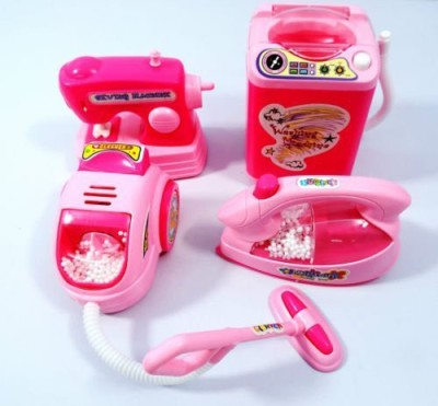 zest4toyz Pretend Household Appliances Toy Set