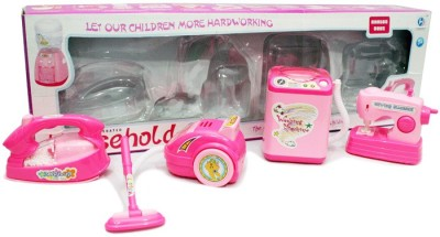 Lotus Mini Battery Operated House Hold set 2