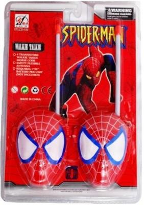 Aryash Highbrow Creation Spider Man Walkie Talkie