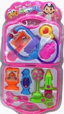 Shop & Shoppee Medical Play Set For Kids