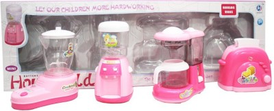 Lotus Mini Battery Operated House Hold set
