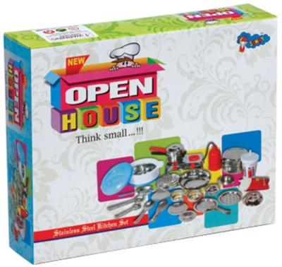 Sunny New Open House