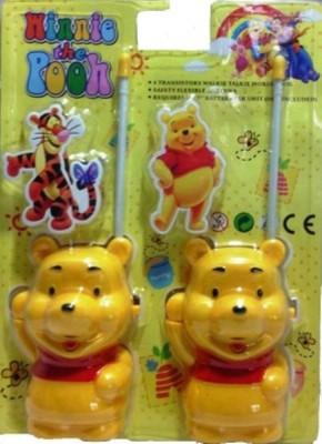Shree Ji Enterprises Winnie the Pooh walkie talkie