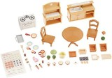 Calico Critters Critters Deluxe Kitchen ...