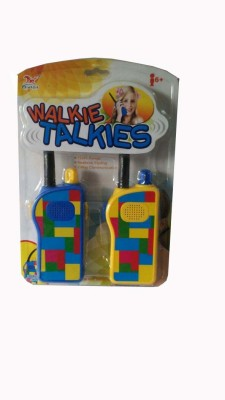 Shop & Shoppee Colorful Walkie Talkie set for kids