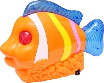 Babeezworld Musical Fish Toy